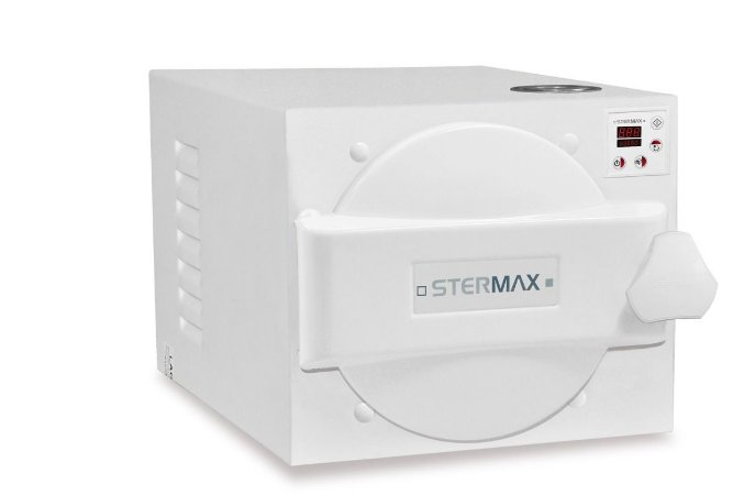 Autoclave Horizontal 40 Litros Extra Stermax