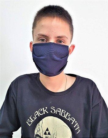 Máscaras de Tecido Lavável De Elástico 3 peças + Extensor
