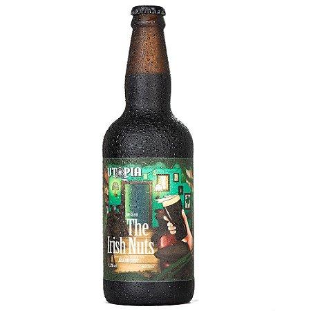 Cerveja STOUT Utopia The Irish Nuts com Avelã 500ml