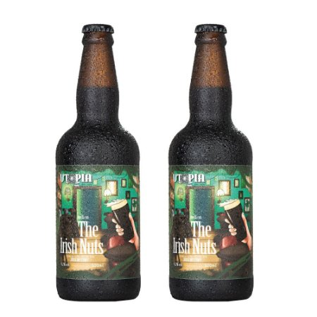 Kit 2 Cervejas Artesanais Utopia STOUT 500ml