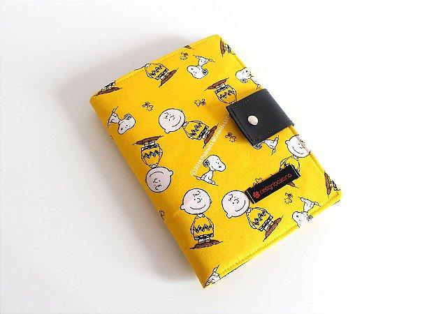 Capa para E-reader - Charlie Brown