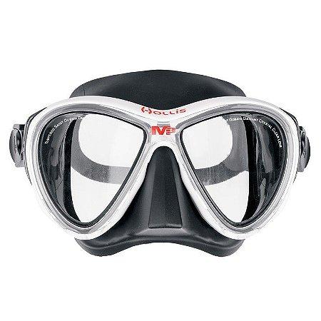 Máscara de Mergulho sem moldura M3 Hollis