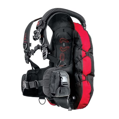 Colete Mergulho Light Travel System (lts) Bcd Hollis