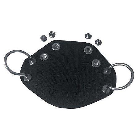 Placa (butt Plate) Universal Para Coletes Sms Hollis