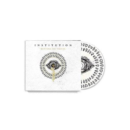 """Ruptura do Visível"" CD Digipack"