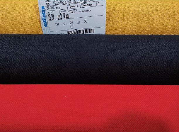 Tecido Colorido Estilotex para Pano de Copa 10m X 70cm