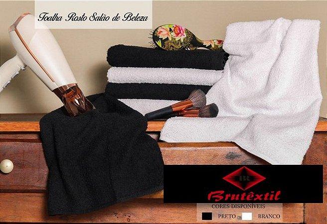 Toalha para Salão de Beleza 100% algodão - Brutextil