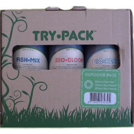 Try Pack Outdoor 250 ml - Biobizz