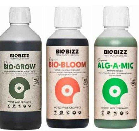 TryPack Basic - 3x 250ml Try Pack BioBizz