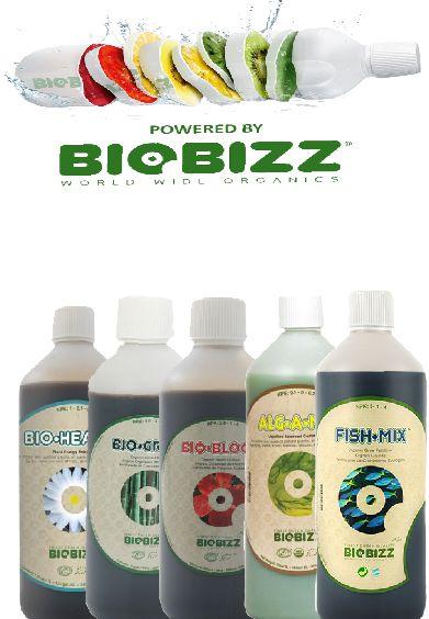 Monte seu kit de Fertilizantes BioBizz