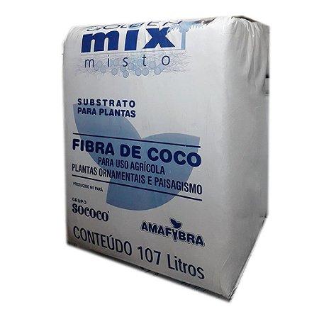 Substrato - Fibra de Coco - Amafibra Golden Mix 98