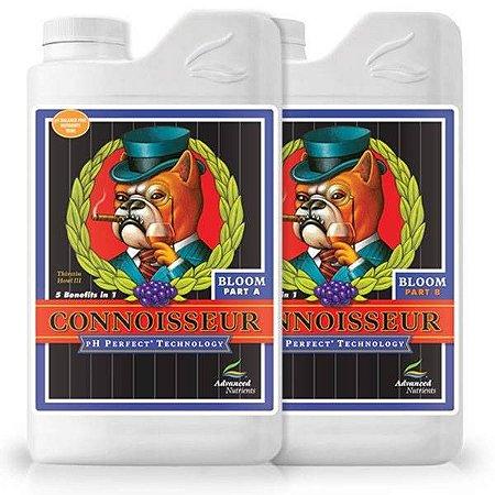 Fertilizante Connoisseur BLOOM  A + B 500ml - Advanced Nutrients