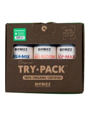 Try pack Outdoor - com Top Max - 250ml