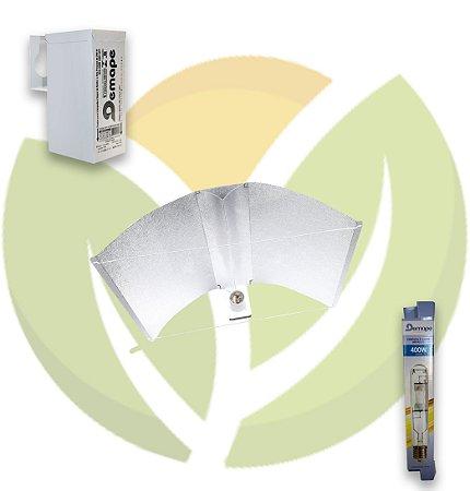 Kit Iluminação Basic Vegetativo 250W