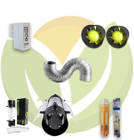 Kit Iluminação ProTube Vega e Flora 250W