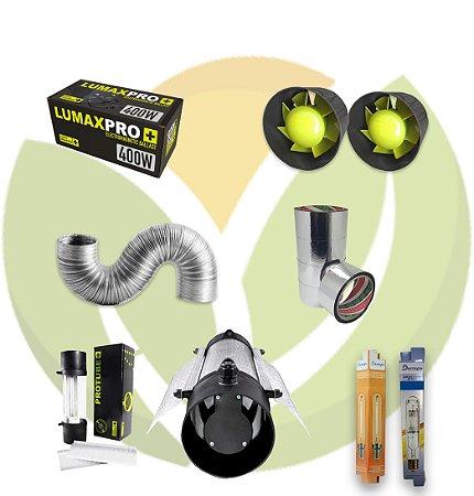 Kit iluminação Expert - Vega e Flora 400W