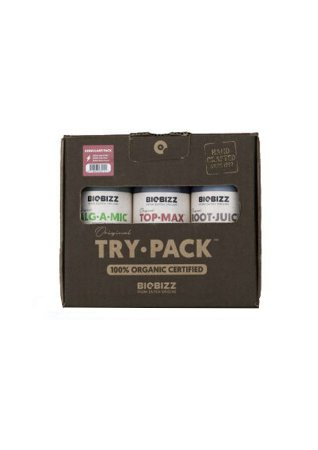 Try Pack Stimulant - 250ml - Biobizz