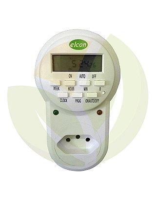 Temporizador Digital - Elcon (Bivolt)