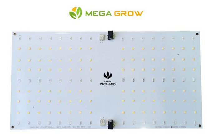 Painel Led Quantum Board 65w Samsung PRO MID