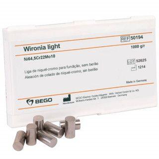 Metal Wironia Light 1kg - Wilcos