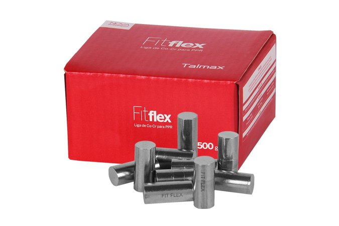 Metal Talmax Fit Flex 500g – Liga de Cr Co para PPR
