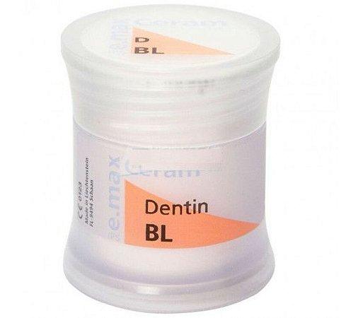 Ips E.max Ceram Dentina BL Bleach 20g - Ivoclar Vivadent