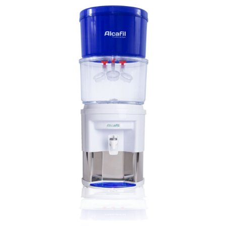 Filtro Purificador de Água Alcalina Ionizada - Alcafil Clean Eco