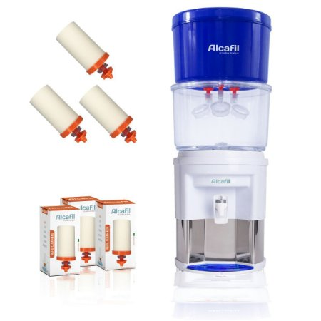 Purificador e Ionizador Clean Eco + 3 Refis Extra