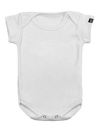 Body Bebê Básico Branco