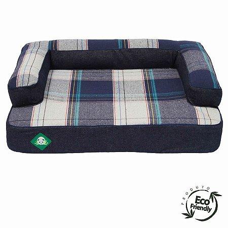 Cama Sofá Ecológico Para Cachorro - Jeans Herchcovitch