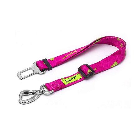 Cinto de Segurança PetBamboo - Pink
