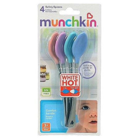Kit Colheres Termo Sensíveis - Munchkin