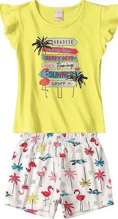 Conjunto Summer - Marisol Kids 2 Peças