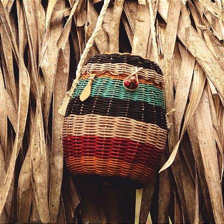 Bolsa Tucano | Teçume da Floresta