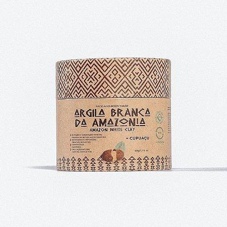 Argila Branca da Amazônia - Cupuaçu