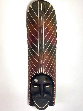 Carranca de Índio Colorida | Tikuna