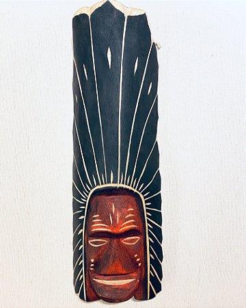 Carranca de Índio - Preta