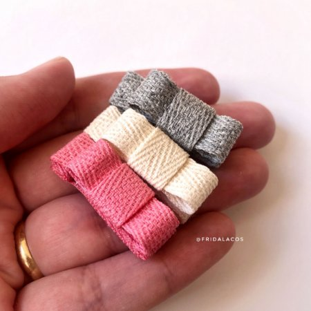 Kit Micro Chanel Ana PP (Presilha Antideslizante/Unidade)