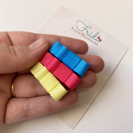 Kit Micro Chanel PP (Presilha Antideslizante/Unidade)
