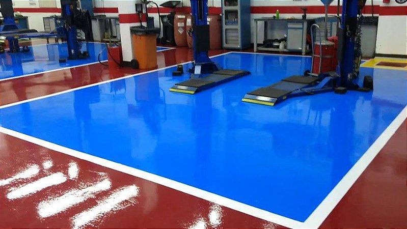 Tinta Epóxi Para Pisos - Concreto, Garagens e Cerâmicas