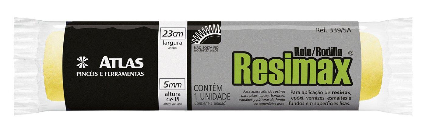 Rolo Resimax para acabamento em Epóxi e Poliuretanos