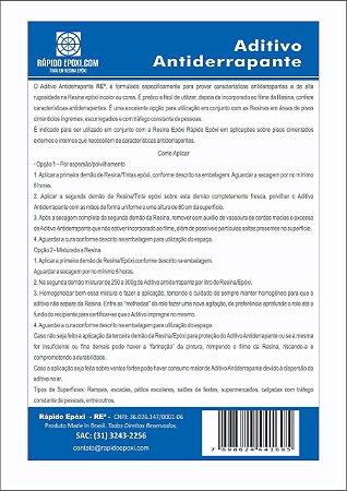 Aditivo Antiderrapante para epóxi e tintas de alta espessura com 1,750 Kgs