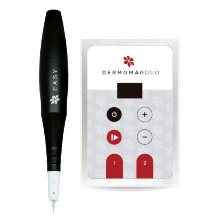 Dermógrafo DermoMag Pen Easy Mag Estética Preto