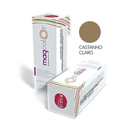 Castanho Claro Pigmento Mag Color 15ml - Venc 09/21
