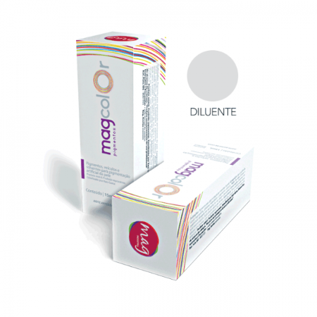 Diluente Pigmento Mag Color 15ml