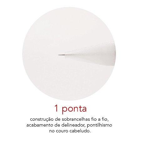 Agulha Rosca 1 Ponta Mag Estética