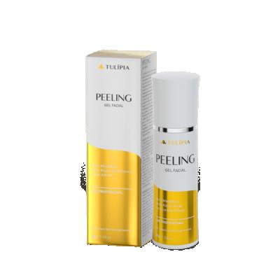Gel Peeling Facial Tulipia 30 Gr - Para Uso Profissional