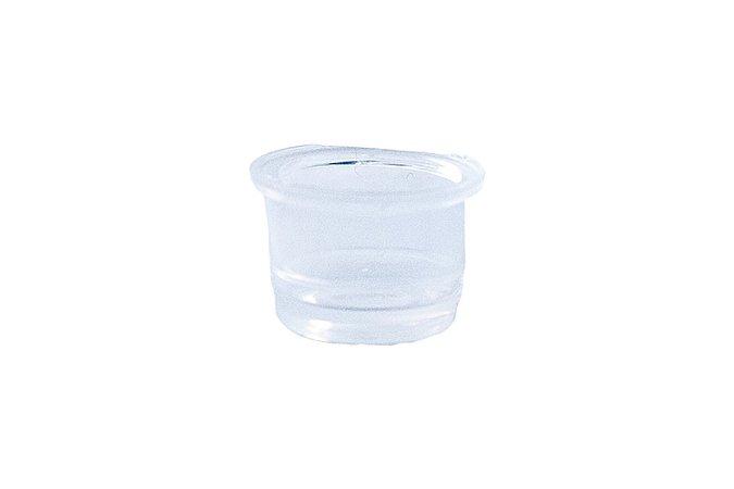 Batoque Plástico Médio c/ 50 unidades