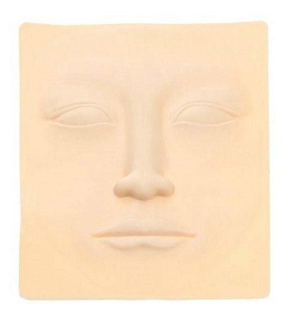 Pele Artificial Rosto 3D
