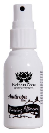Spray para Piercing Andiroba Nativus Care 35ml